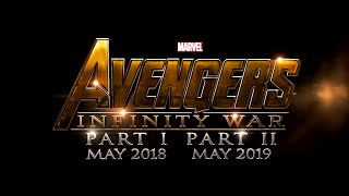 "Avengers:Infinity War ""Power of the Gods"" saga trailer [FAN MADE]"