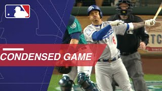 Condensed Game: LAD@SEA - 8/17/18
