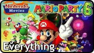 Mario Party 6 - Everything (Multiplayer)