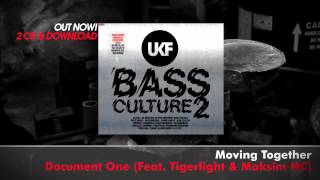 UKF Bass Culture 2 (Dubstep/Electro House CD1 Megamix)