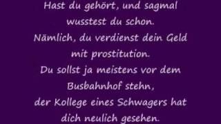 Die Ärzte - Lasse reden Lyrics