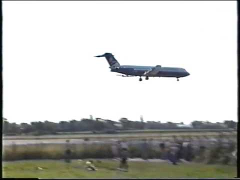 Manchester Airport 1992