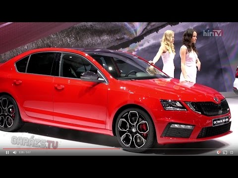 Škoda @ 87th Geneva International Motor Show 2017