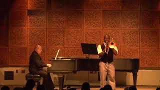 J. S. Bach's Oboe Concerto No. 3 (Mvt. 2)