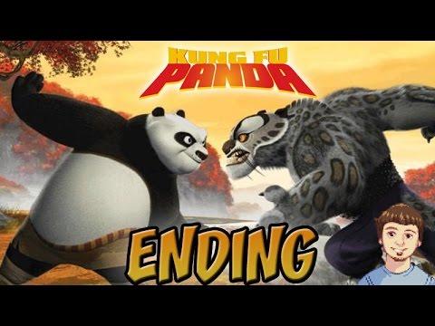 Kung Fu Panda The Video Game – ENDING – Po Vs Tai Lung