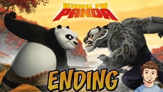 Kung Fu Panda The Video Game - ENDING - Po Vs Tai Lung