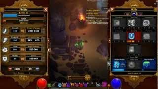 Torchlight 2 - Berserker Insane Burst Damage Build