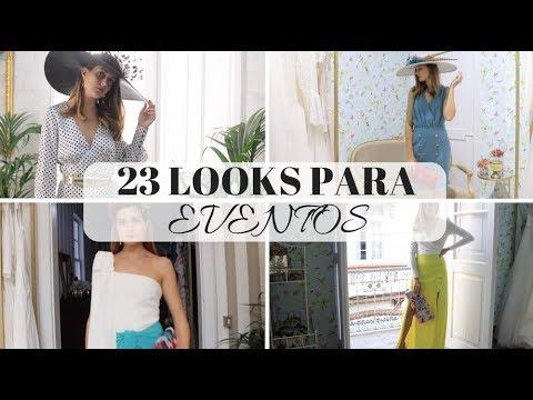 23 LOOKS PARA