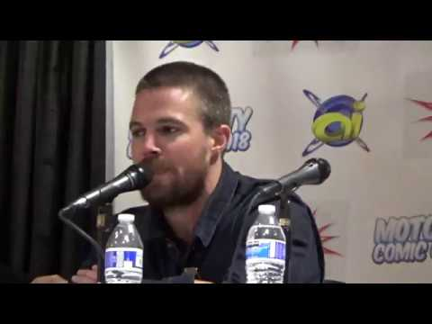 Motor City Comic Con 2018  Stephen Amell