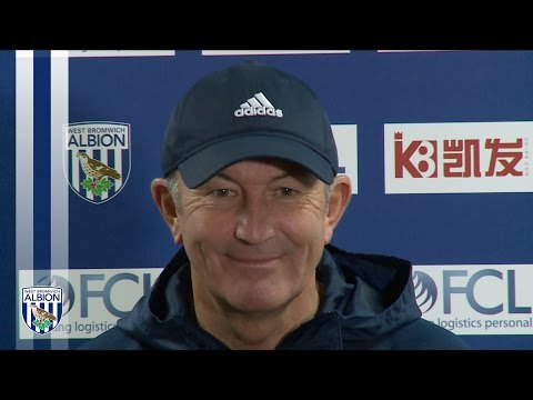 Tony Pulis Press Conference ahead of Man United clash