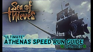 Essential Athena's Speed Run Guide | Sea of Thieves