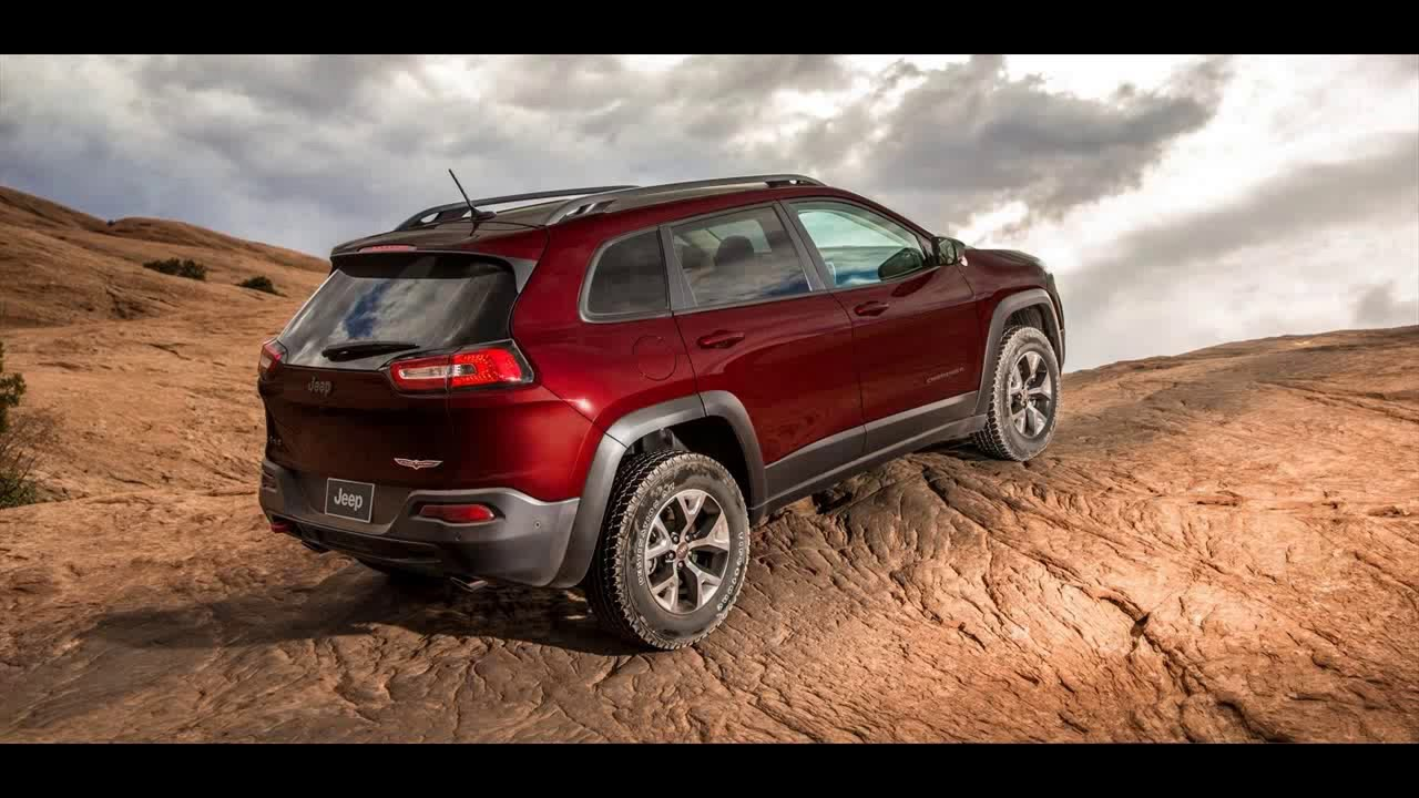 2018 Jeep Cherokee Owners Manual