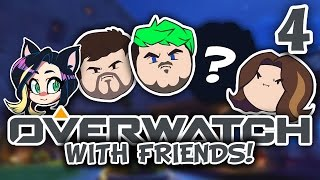 ►Overwatch w/ JackSepticEye, Egoraptor, Barry, and ReixInari ► PART 4 - Kitty Kat Gaming