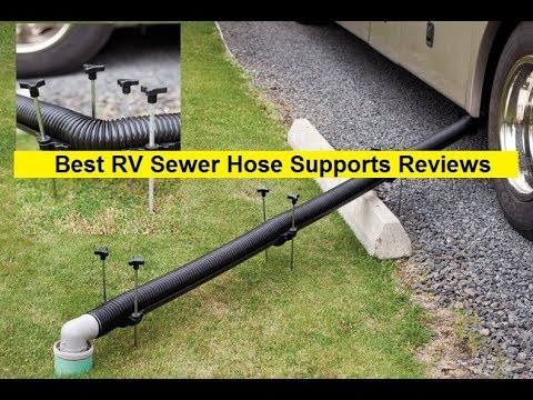 Top 3 Best Rv Sewer Hose Supports Reviews In 2019 Youtube