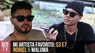 Mi Artista Favorito: Maluma y Noriel La Parodia (S3 E7) thumbnail