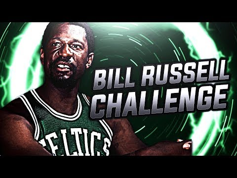 11 TITLES IN 13 YEARS?! 8 IN A ROW!? BILL RUSSELL CHALLENGE! NBA 2K18