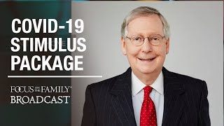 COVID-19 Stimulus Package - Seฑate Majority Leader Mitch McConnell