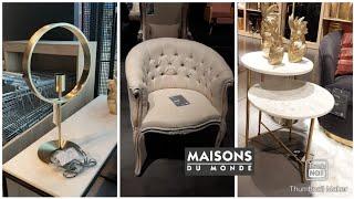 Maisons Du Monde Decoration Interieure 16 Octobre 2020 Youtube