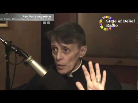Rev. Pat Bumgardner Interview: State of Belief Radio March 16, 2013