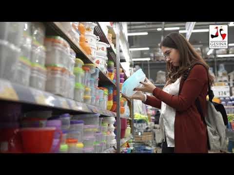 Film edukacyjny - Rozsądne panowanie zakupów