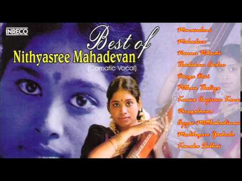 CARNATIC VOCAL | BEST OF NITHYASREE MAHADEVAN | JUKEBOX