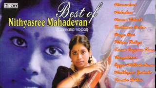 CARNATIC VOCAL | BEST OF NITHYASREE MAHADEVAN | JUKEBOX