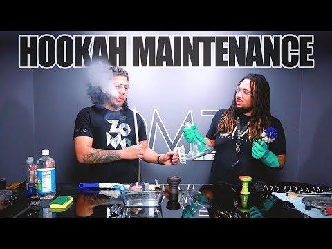 Hookah 101 | Hookah Maintenance (2019)