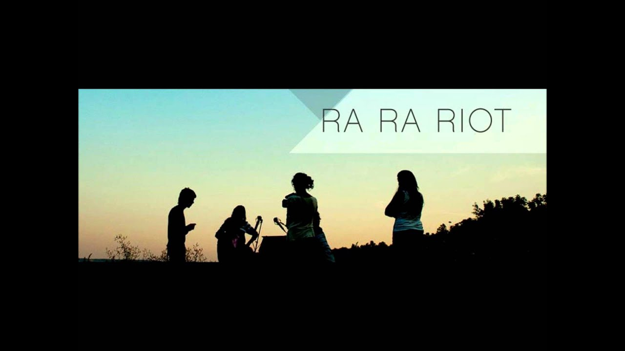 Ra ra riot the orchard | music review | tiny mix tapes.