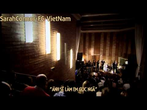 [SCVN Vietsub] Break My Chains - Sarah Connor [Live]