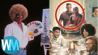 Top 10 Signs Deadpool 2 Is Going to Be Awesome