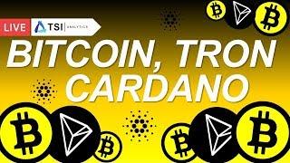 Tron, Cardano, BitcoinCash. Перспективы роста | Прогноз цены на Биткоин, Трон, Кардано, Криптовалюты