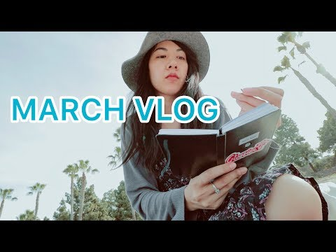 March Vlog - In The Studio, My Birthday and 3 Things I've Learned | Ch▲r ▼illen▲