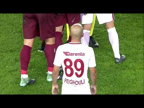 Trabzonspor 2 - 1 Galatasaray #Özet