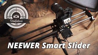 90% Edelkrone für 10% Gęld – NEEWER Smart Slider Review!