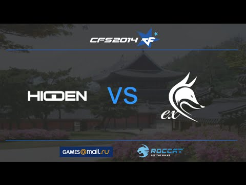 CFS s3 | HIDDEN(South Korea) vs Exective(Japan) @ Port