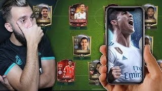 FIFA MOBILE 18 ЛУЧШЕ ЧЕМ НА XBOX?