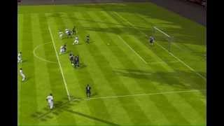FIFA 13 - Roberto Carlos freekick