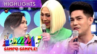 Vice introduces his boyfriend to Maricel | It's Showtime