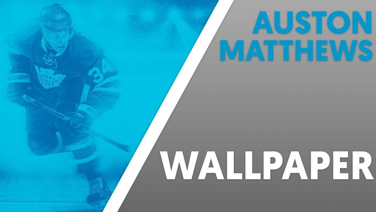 Auston Matthews Wallpaper Speed Art W Download