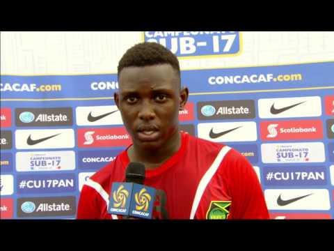 CU17PAN: Jamaica vs United States Interviews