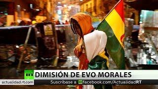 Así reacciona América Latina tras la dimisión de Evo Morales en Bolivia