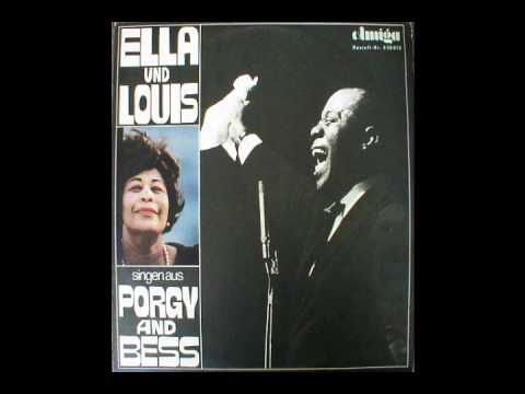 Ella Fitzgerald & Louis Armstrong   Bess, You Is My Woman Now mp3
