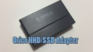 Orico  USB 3.0 Hard Drive/SSD Adapter (21uts)