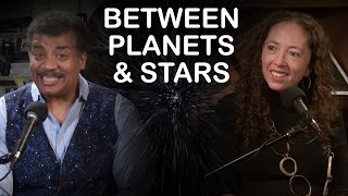 Cosmic Queries – Between Planets and Stars, with Jackie Faherty