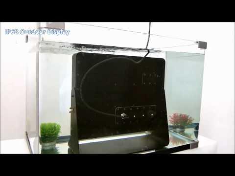誠屏15''戶外顯示器-泡水_ChampVision 15'' Outdoor Display - Immersed