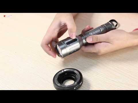 AMO 720P Torch Flashlight DVR Camera Review