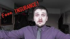 Tom Rants - UK Car Insurance is a RIP OFF!