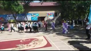 Школа Е.Юсупова 2017 год школьный вальс