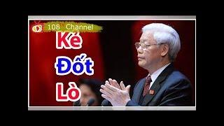 Cái lò chống tham nhũng của Nguyễn Phú Trọng vẫn chưa cháy