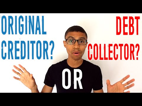 FAQ's Original Creditor or Debt Collector Address? || I Need Better Credit To Buy A House!